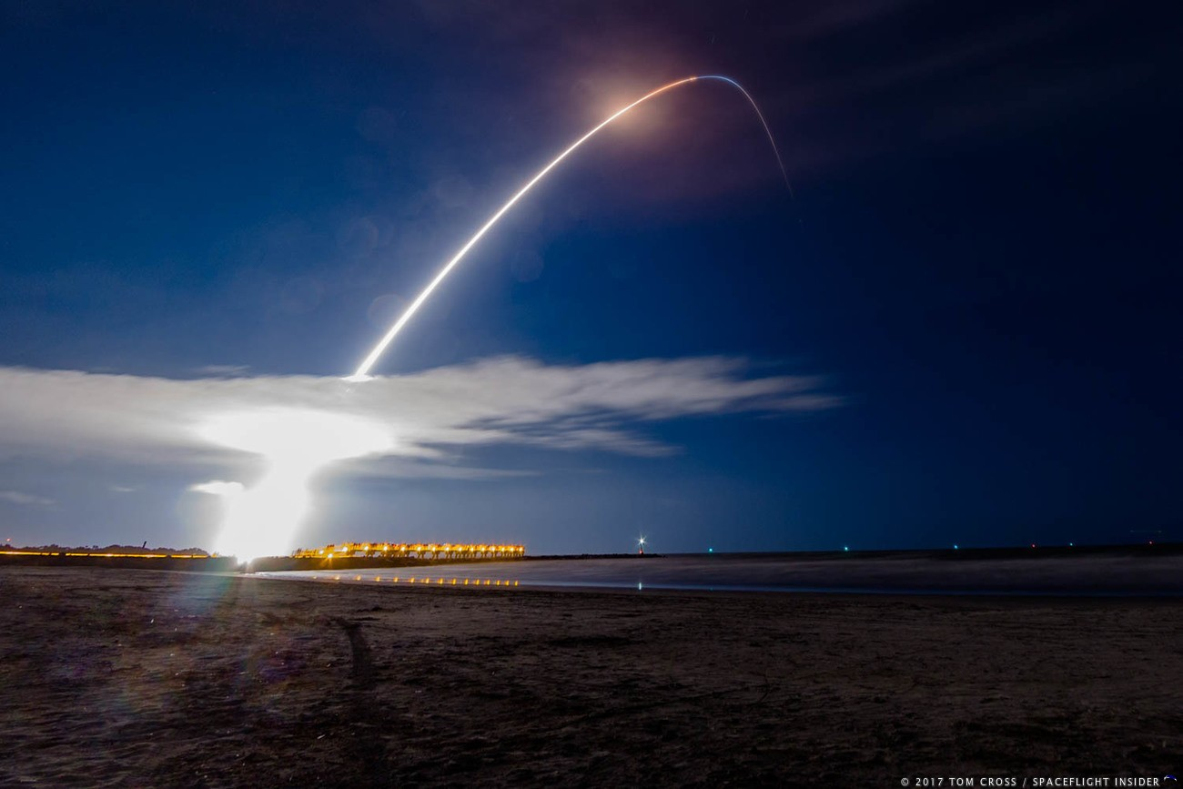 ORS-5 Mission Launch