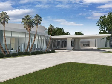 Embraer Engineering & Technology Center Rendering