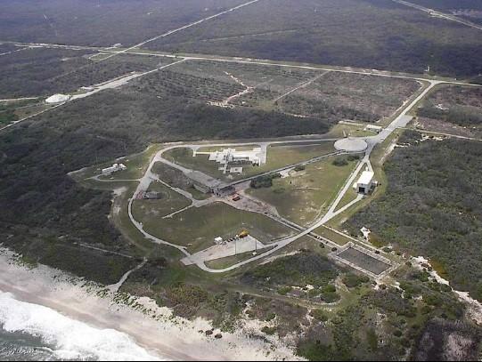 Space Launch Complex 20
