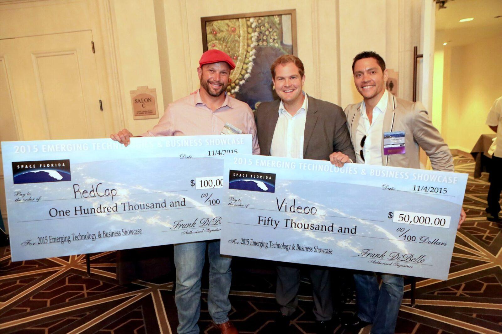 2015 Emerging Tech & Business Showcase Winner