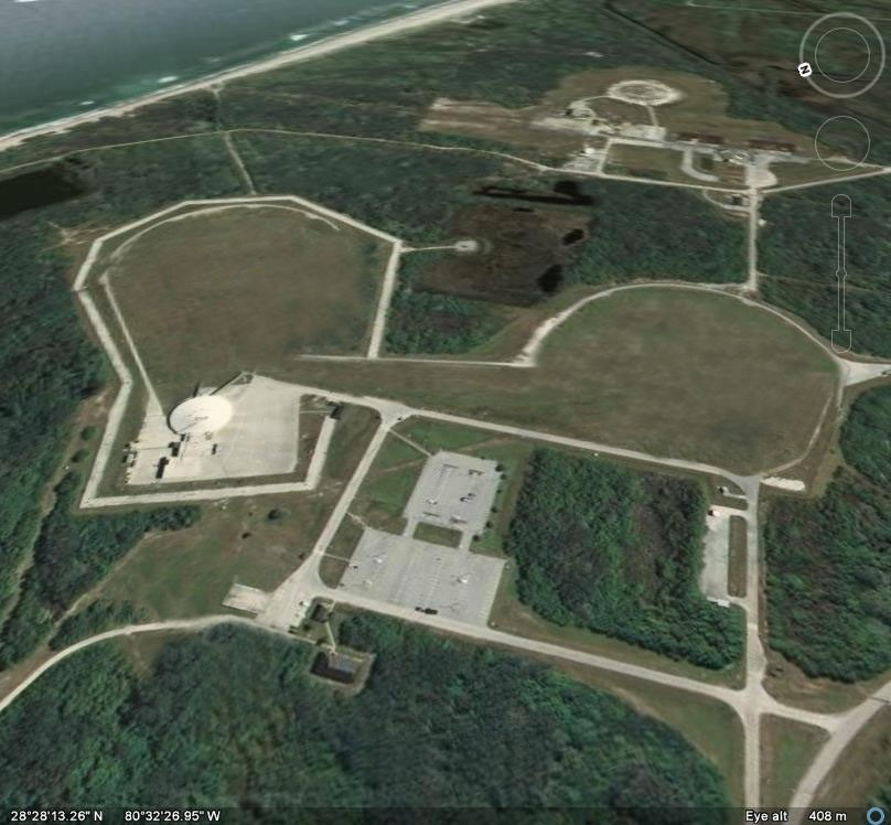 Launch Complex 36