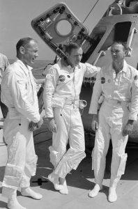 July 16 Apollo 11 Crew