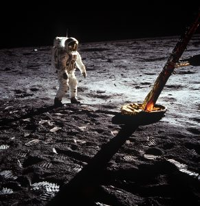 July 20 Lunar landing
