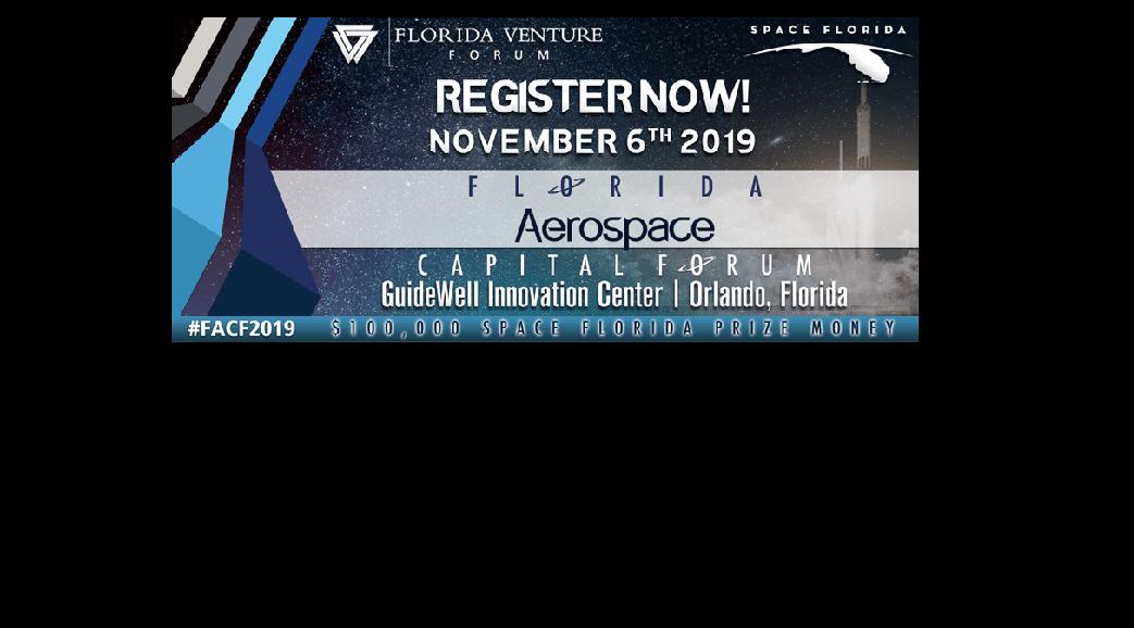 Florida Venture Forum Event November 6 2019