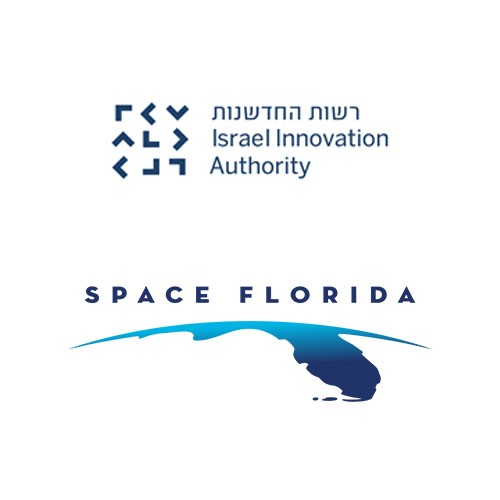 Israel Innovation Authority and Space Florida Logos
