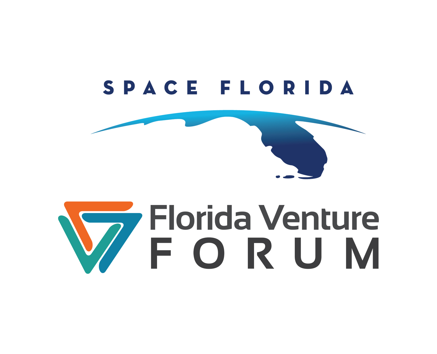 Space Florida and Florida Venture Forum Logos